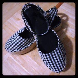 Re Posh Platform sandals
